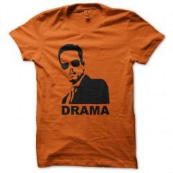 Shirt drama johnny orange pour homme et femme