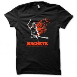 Shirt Machete version gore Macheté blanc/noir pour homme et femme