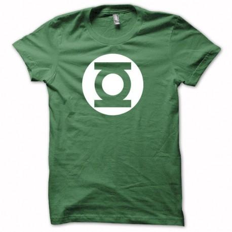 Shirt Green Lantern La Lanterne verte vert pour homme et femme
