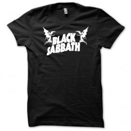 Shirt Black Sabbath noir pour homme et femme