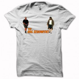 The Big Lebowski Shirt the Dude noir/blanc pour homme et femme