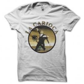 Shirt la carioca introuvable des nuls blanc pour homme et femme