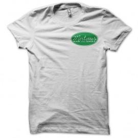Shirt True Blood Merlotte's blanc pour homme et femme