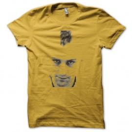 Shirt Taxi Driver trash jaune pour homme et femme