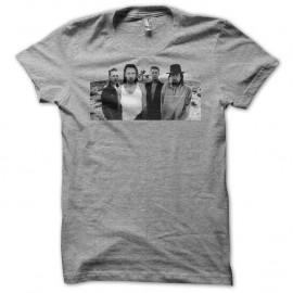 Shirt U2 The Joshua Tree gris pour homme et femme
