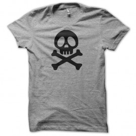 Shirt Albator Harokku gris pour homme et femme