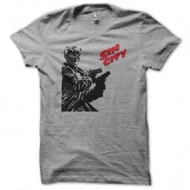 Shirt Sin City artwork gris pour homme et femme
