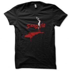 Shirt Suspiria noir pour homme et femme