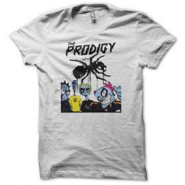 Shirt Prodigy The Fat of the Land blanc pour homme et femme