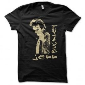 Shirt Jeff Buckley noir pour homme et femme
