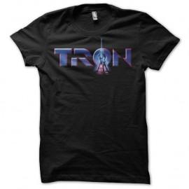 Shirt Tron 1982 noir pour homme et femme