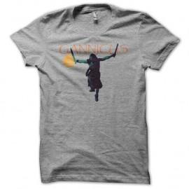 Shirt Gannicus gris pour homme et femme