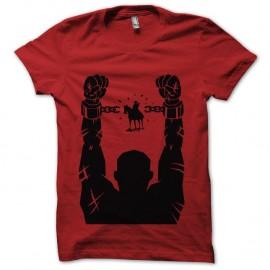 Shirt Django unchained original rouge pour homme et femme