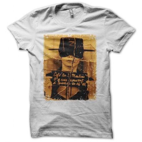 Zorro Blanc T Amélie Shirt Poulain OXPZTkiu