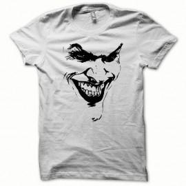 Shirt Batman Joker hero blanc pour homme et femme