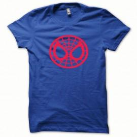 Shirt Spiderman vieux modèle rouge/bleu royal pour homme et femme