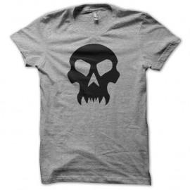 Shirt squelette de vampire skull gris pour homme et femme