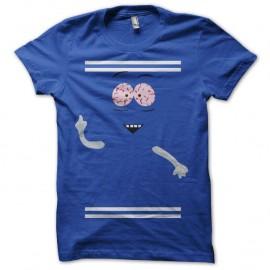 Shirt Servietsky parodie South Park bleu pour homme et femme