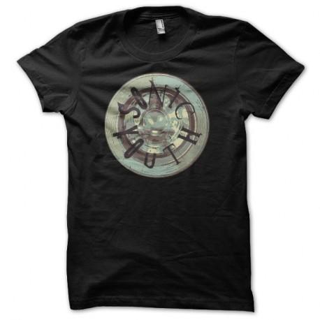 Youth T shirt window noir washing Sonic wwE64q aeaa95117d6