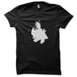 Shirt Rocky Balboa artwork blanc/noir pour homme et femme