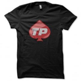 Shirt Turbo Poker noir pour homme et femme
