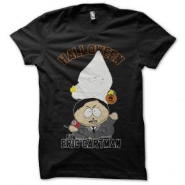 Shirt South Park parodie Cartman Hitler Ku Klux Klan Halloween noir pour homme et femme