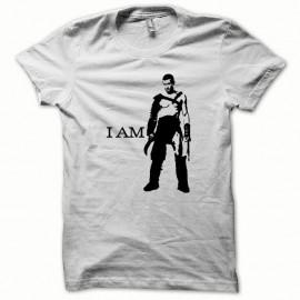 Shirt i am Spartacus noir/blanc pour homme et femme