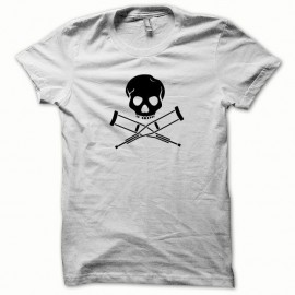 Shirt Jackass private noir/blanc pour homme et femme