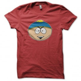 Shirt Cartman tête rouge pour homme et femme