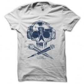Shirt Mike Tompkins fan art blanc pour homme et femme