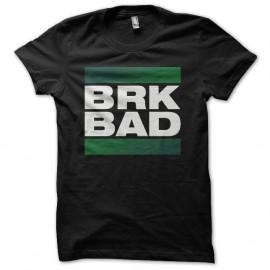 Shirt Breaking Bad BRK BAD parodie Run DMC noir pour homme et femme