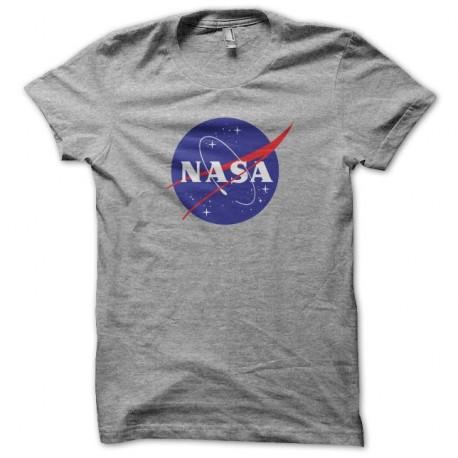 Shirt NASA gris pour homme et femme