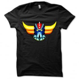Shirt Goldorak Face noir pour homme et femme