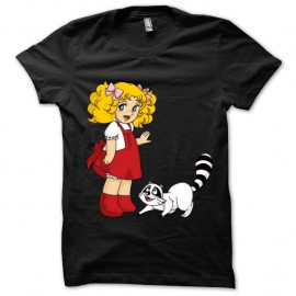 Shirt candy et capucin noir pour homme et femme
