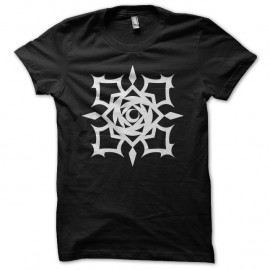 Shirt Vampire Knight rose symbol noir pour homme et femme