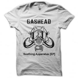 Shirt Gashead blanc pour homme et femme