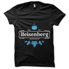 Shirt Heisenberg Meth parodie Heinenken noir pour homme et femme