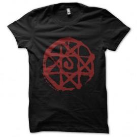 Shirt Blood noir pour homme et femme