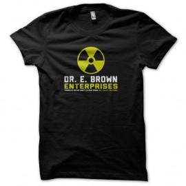 Shirt Dr E Brown Enterprises Noir pour homme et femme