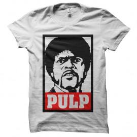 Shirt Jules PULP - Blanc pour homme et femme