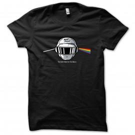 Shirt punk Floyd noir pour homme et femme