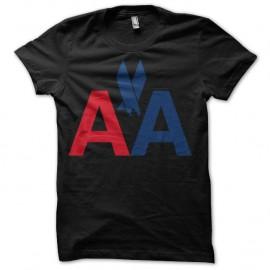 Shirt American Airlines black pour homme et femme