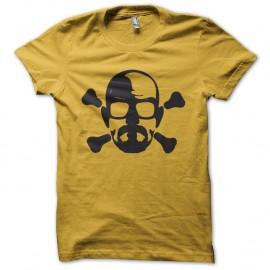 Shirt breaking bad la fin en jaune pour homme et femme