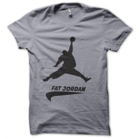 T shirt fat jordan grey