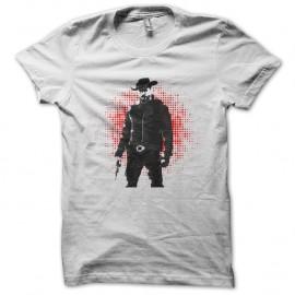 Shirt Django Unchained blanc pour homme et femme
