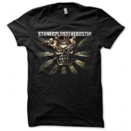 Shirt stone cold steve austin noir pour homme et femme