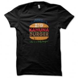 Shirt Big Kahuna Burger Noir pour homme et femme