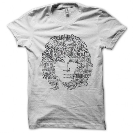 The Doors Jim Morrison Art T-shirt Femme Homme Toutes Tailles