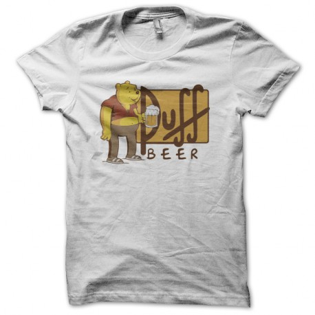 tee shirt homme winnie l'ourson