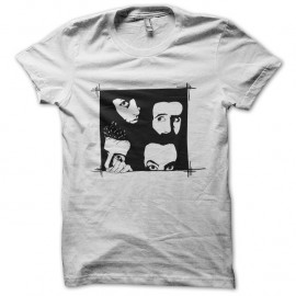 Shirts system of a down blanc pour homme et femme